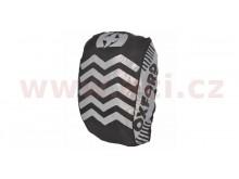 reflexní obal/pláštěnka batohu Bright Cover, OXFORD (černá/reflexní prvky, Š x V = 640 x 7