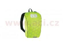 reflexní obal/pláštěnka batohu Bright Cover, OXFORD (žlutá/reflexní prvky, Š x V = 640 x 7