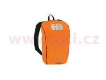 reflexní obal/pláštěnka batohu Bright Cover, OXFORD (oranžová/reflexní prvky, Š x V = 640