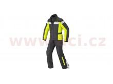 pláštěnka dvoudílná TOURING, SPIDI (žlutá fluo/černá)