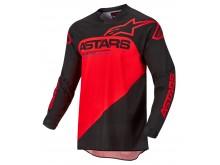 dres RACER SUPERMATIC 2022, ALPINESTARS (černá/červená)