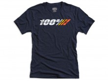 triko MOTORRAD, 100% (modrá)