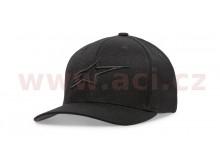 kšiltovka AGELESS CURVE HAT, ALPINESTARS (černá)