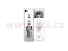 zapalovací svíčka DR15BSXC řada Premium EVO , BRISK - Česká Republika