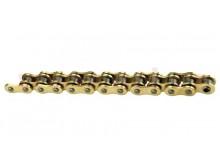 řetěz 525RTG1, SUNSTAR (x-kroužek, barva zlatá, 108 článků)