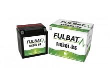 baterie 12V, FIX30 l-BS, 31,5Ah, 385A, bezúdržbová MF AGM 166x126x175, FULBAT (vč. balení