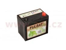 baterie 12V, U1R-9 SLA, 28Ah, 300A, pravá, bezúdržbová MF AGM, 195x125x176, FULBAT (aktivo