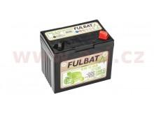 baterie 12V, U1R-12 SLA, 32Ah, 400A, pravá, bezúdržbová MF AGM, 195x125x176, FULBAT (aktiv
