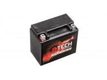 baterie 12V, YTX12-BS GEL, 10Ah, 180A, bezúdržbová GEL technologie 150x87x130 A-TECH (akti
