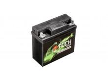 baterie 12V, SLA12-18, 18Ah, 150A, bezúdržbová MF AGM 181x76x167, A-TECH (aktivovaná ve vý