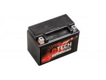 baterie 12V, YTX9-BS GEL, 8,4Ah, 135A, bezúdržbová GEL technologie 150x87x105, A-TECH (akt