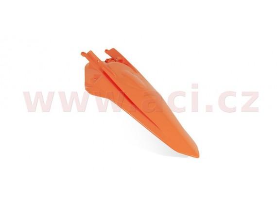 blatník zadní KTM, RTECH (oranžový)