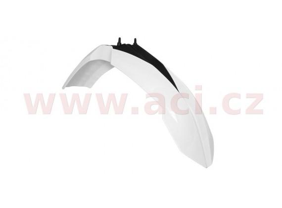 blatník přední KTM, RTECH (bílo-černý)