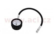 moto pneuměřič (tlakoměr), RTECH (0-60 psi)