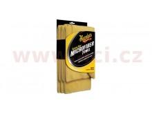 MEGUIARS Supreme Shine Microfiber Towel - mikrovláknová utěrka 40x60 cm (balení 3 ks)