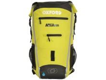 Vodotěsný batoh Aqua25R (černá/fluo, objem 25l)