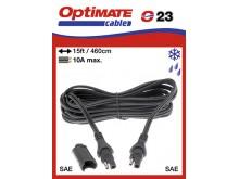 Doplnky OPTIMATE Prodlužovací kabel 4,6m, 10A max.