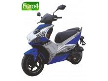 Torino ZZ modrá/bílá (blue/white)- EURO 4