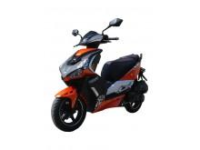 Torino ZZ oranžová/černá (orange/black)- EURO 3