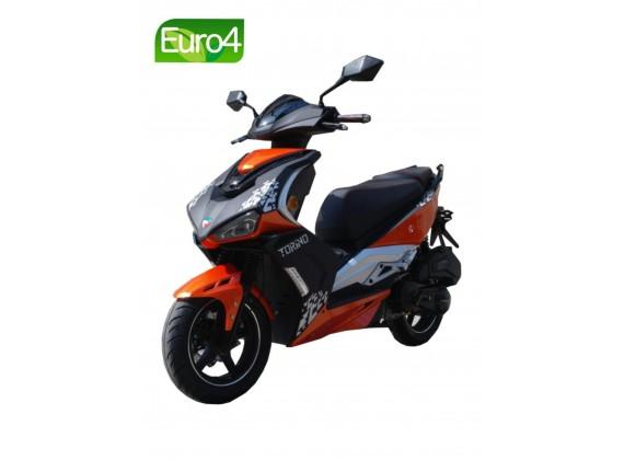 Torino ZZ oranžová/černá (orange/black)- EURO 4