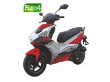 Torino ZZ červená / bílá (red/white)- EURO 4