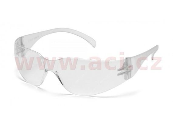 Brýle INTRUDER čiré, anti-fog