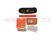 Povinná výbava SK - lékárnička, trojúhelník, lano (1,9 t), vesta, rukavice ČERNÁ BRAŠNA