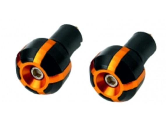 Závaží do řidítek XL-350 oranžovo/černá