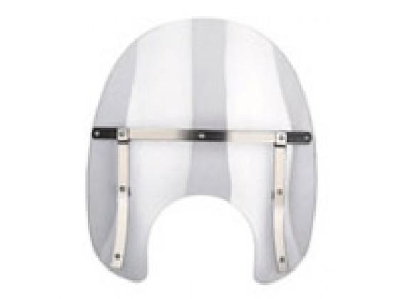 Ochranné plexisklo PL-0602 pro skútr a motorku