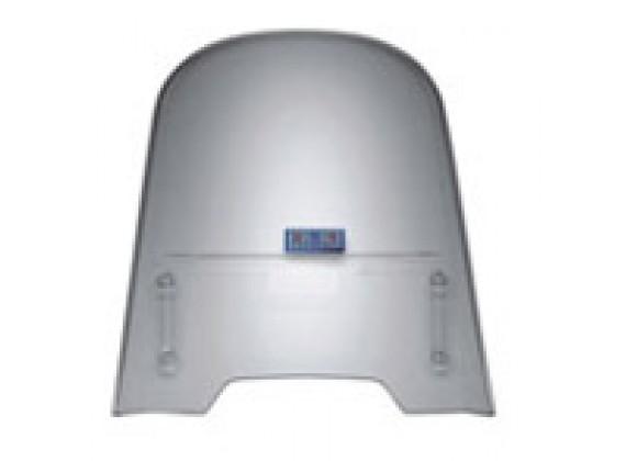 Ochranné plexisklo PL-0603 pro skútr a motorku 48*15*58