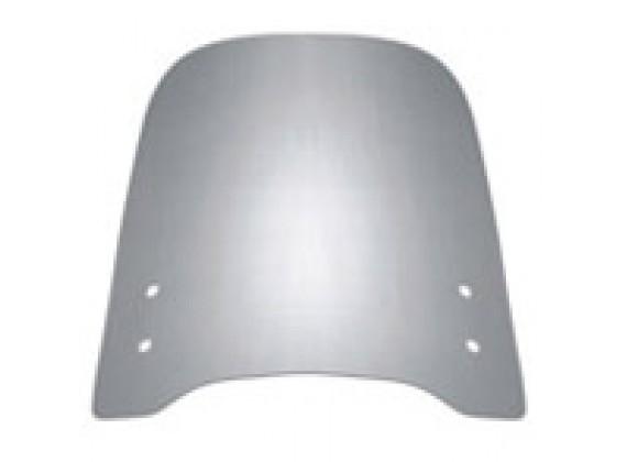 Ochranné plexisklo PL-0606 pro skútr a motorku 49x21x48