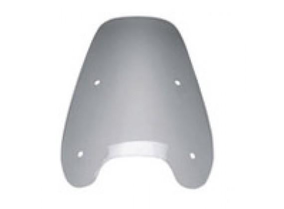Ochranné plexisklo PL-0607 pro skútr a motorku 43x23x47