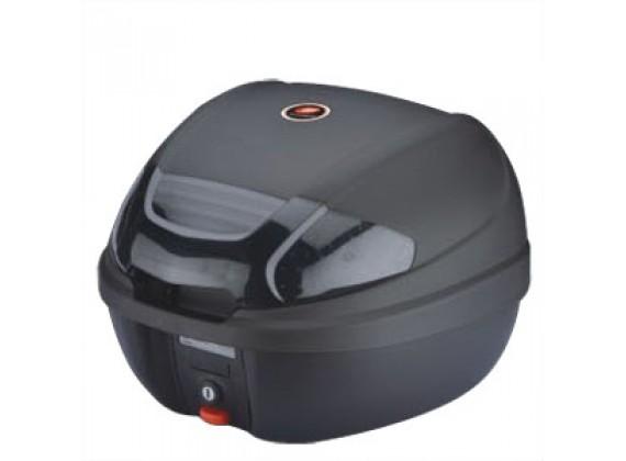 Kufr zadní CAPIRELLI C28-0830BR o objemu 30l, zátěž 3,4kg