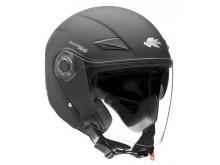 1 Helma otevřená HKKV22 černá matná