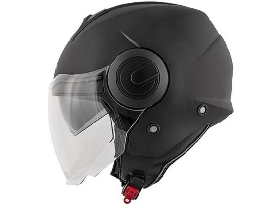 Helma Kappa otevřená HKKV37-Oregon/JET/ černá mat