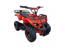Čtyřkolka Bambino 800W/36V - červená