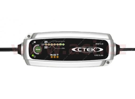 Nabíječka CTEK MXS 3.8 pro motobaterie