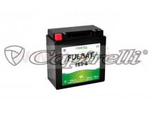 baterie 12V, FB9-B , YTX9A-BS, 9,5Ah, 115A, bezúdržbová GEL 135x75x139, FULBAT (aktivovaná