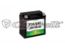 baterie 12V, FHD14HL-BS GEL, 14,7Ah, 220A,bezúdržbová GEL technologie, FULBAT 150x87x145 (