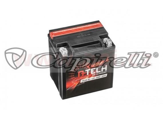 baterie 12V, YTX12-BS, 10Ah, 180A, bezúdržbová MF AGM 150x87x130 A-TECH (vč. balení elektr