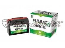 baterie 12V, FTR4A-BS, 2,4Ah, 35A, bezúdržbová MF AGM 114x49x86, FULBAT (vč. balení elektr