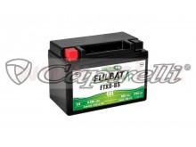 baterie 12V, FTX9-BS GEL, 8,4Ah, 135A, bezúdržbová GEL technologie 150x87x105, FULBAT (akt