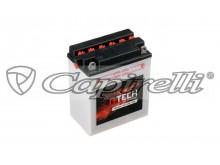 baterie 12V, YB12AL-A, CB12AL-A2, 12Ah, 160A, konvenční 134x80x160, A-TECH (vč. balení ele