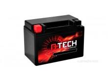 baterie 12V, YB4L-B, 4Ah, 56A, konvenční 120x70x92 A-TECH (vč. balení elektrolytu)