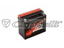 baterie 12V, YTX20L-BS, 18Ah, 270A, bezúdržbová MF AGM 175x87x155, A-TECH (vč. balení elek