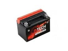 baterie 12V, YTX9-BS, 8Ah, 120A, bezúdržbová MF AGM 150x87x105, A-TECH (vč. balení elektro