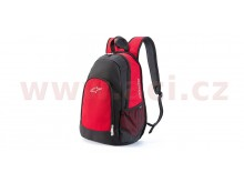 batoh DEFENDER, ALPINESTARS (červený, objem 13,45 l)