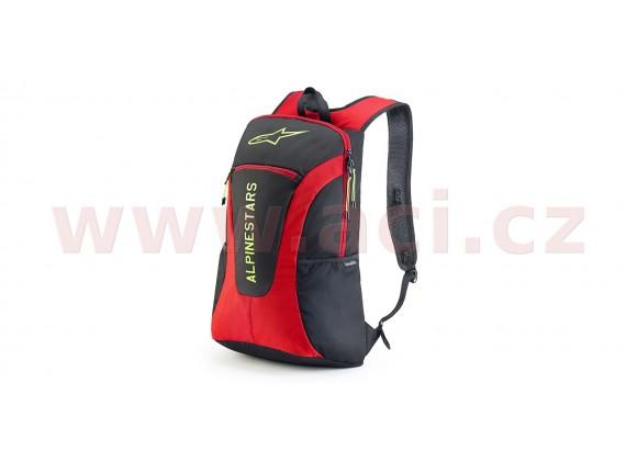 batoh GFX BACKPACK, ALPINESTARS (černá/červená/ žlutá fluo, objem 17,2 l)