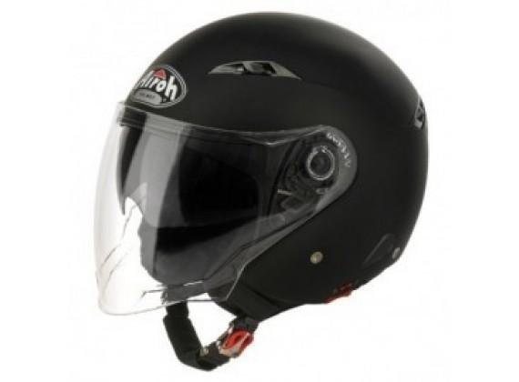 Helma otevřená CO11, vel L, černá