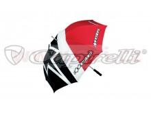 deštník, ALPINESTARS (červený/černý/bílý)